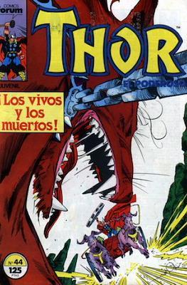 Thor, el Poderoso (1983-1987) (Grapa 36 pp) #44