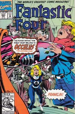 Fantastic Four Vol. 1 (1961-1996) (saddle-stitched) #363