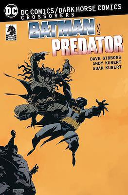 Dark Horse Comics / DC Comics Crossovers: Batman vs Predator