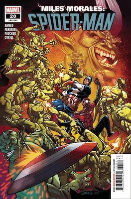 Miles Morales: Spider-Man (2018) #20