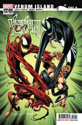 Venom Vol. 4 (2018) (Comic Book) #24