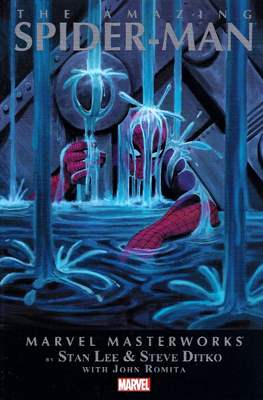 Marvel Masterworks: The Amazing Spider-Man (Softcover) #4