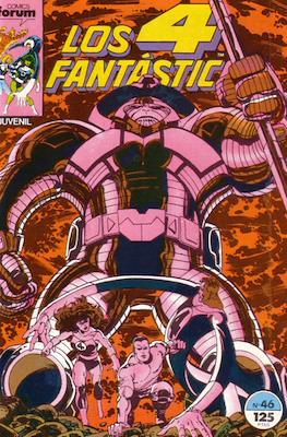 Los 4 Fantásticos Vol. 1 (1983-1994) (Grapa 36-32-24 pp) #46