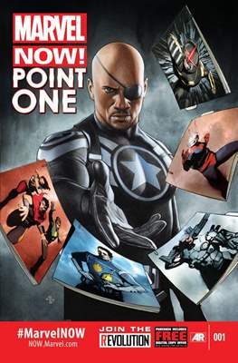 Marvel NOW! Point One (Grapa) #1
