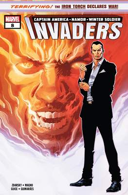 Invaders (2019) (Comic Book) #8