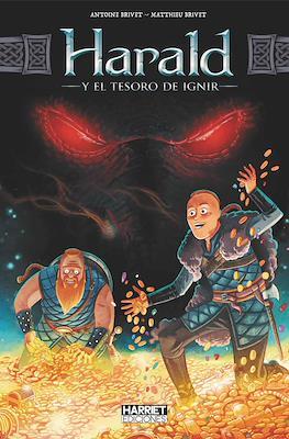 Harald y el tesoro de Ignir (Rústica 48 pp) #1