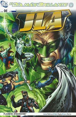 JLA (2010-2012) (Rústica. 224 pp) #4
