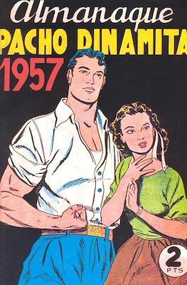 Pacho Dinamita. Almanaque 1957
