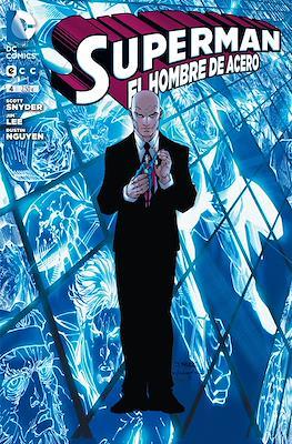 Superman: El hombre de acero (2013-2015) (Grapa) #4
