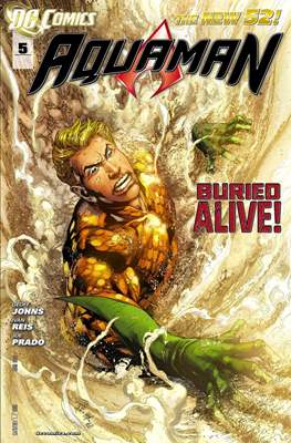 Aquaman Vol. 7 (2011-2016) #5