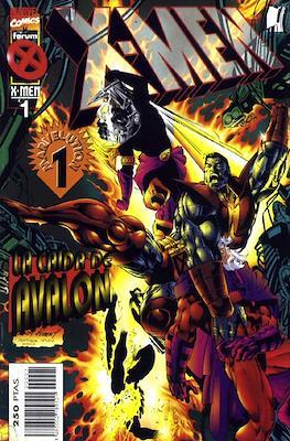 X-Men Vol. 2 / Nuevos X-Men (1996-2005) #1