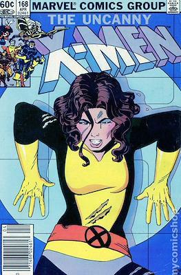 The Uncanny X-Men (1963-2011) (Comic-Book) #168