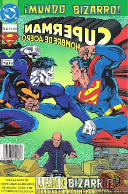 Superman: El Hombre de Acero #7