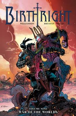 Birthright (Softcover) #9