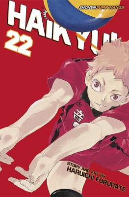 Haikyu!! (Paperback) #22