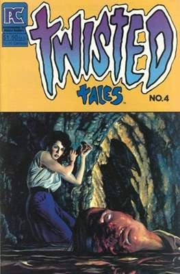 Twisted Tales (Comic Book) #4