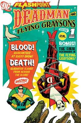 Flashpoint: Deadman and the Flying Graysons Vol 1 #1