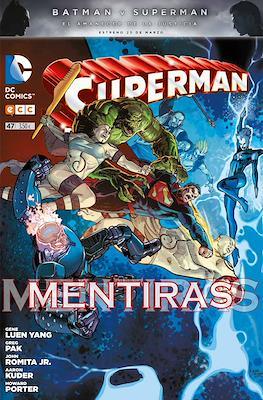 Superman. Nuevo Universo DC / Renacimiento (Grapa) #47