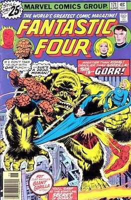 Fantastic Four Vol. 1 (1961-1996) (saddle-stitched) #171