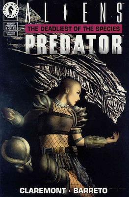 Aliens / Predator: The Deadliest of the Species #9
