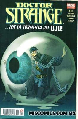 Doctor Strange (Grapa) #16
