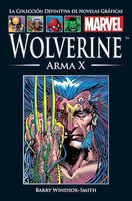 La Colección Definitiva de Novelas Gráficas Marvel (Cartoné) #10