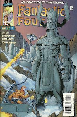 Fantastic Four Vol. 2 (Comic Book) #9