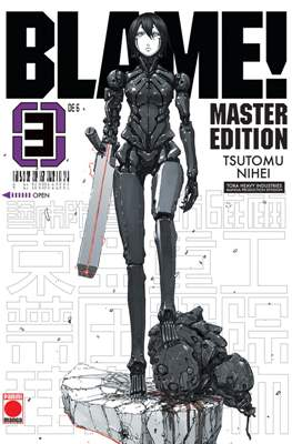 Blame! Master Edition (Rústica) #3