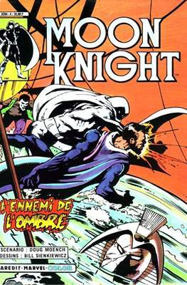 Moon Knight (Broché. 64 pp) #4