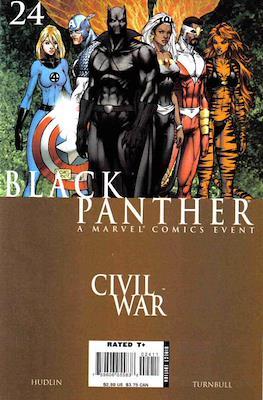 Black Panther Vol. 4 (2005-2008) (Grapa) #24