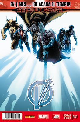 Los Nuevos Vengadores Vol. 2 (2011-2017) (Grapa 32 pp) #53