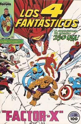 Los 4 Fantásticos Vol. 1 (1983-1994) (Grapa 36-32-24 pp) #31
