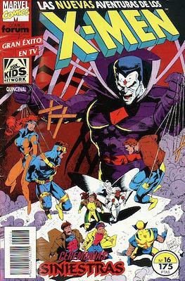 Las nuevas aventuras de los X-Men (Grapa 24 pp) #16