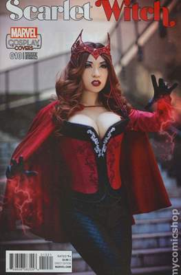 Scarlet Witch Vol. 2 (Variant Cover) (Comic Book) #10