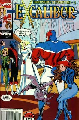 Excalibur Vol. 1 (1989-1995) (Grapa) #24