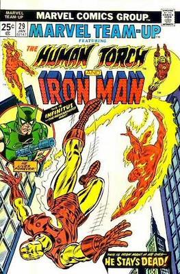 Marvel Team-Up Vol. 1 (Comic-Book) #29