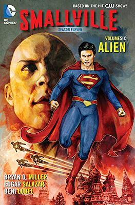 Smallville Season Eleven (Rustica) #6