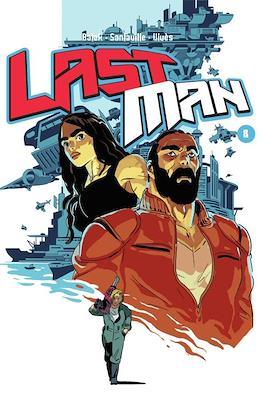 Last Man (Rústica 216 pp) #8