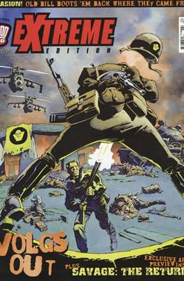 2000 AD Extreme Edition #3