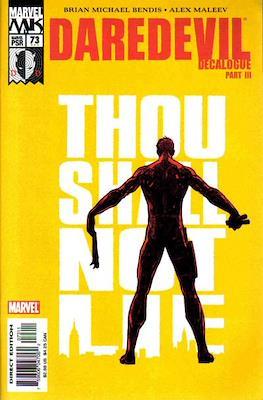 Daredevil Vol. 2 (1998-2011) (Comic-Book) #73 (453)