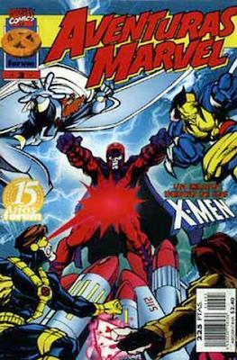 Aventuras Marvel (Grapa 24 pp) #3