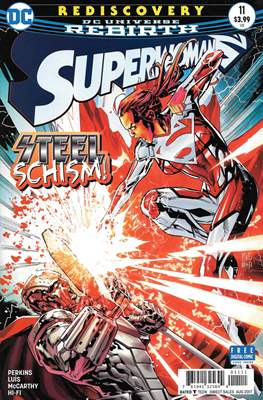 Superwoman (2016-2018) (Comic-book) #11