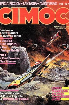 Cimoc (Grapa 60-132 pp) #14