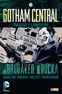 Gotham Central (Cartoné) #2