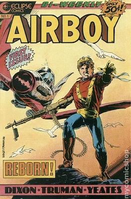 Airboy (1986-1989)