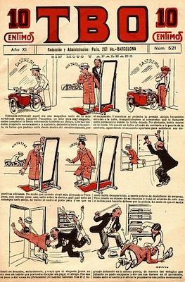 TBO (1917-1938) (Cuaderno) #521
