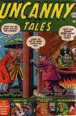 Uncanny Tales #4