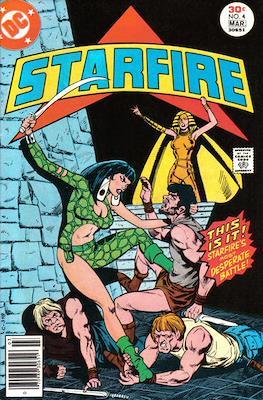 Starfire (Comic Book) #4