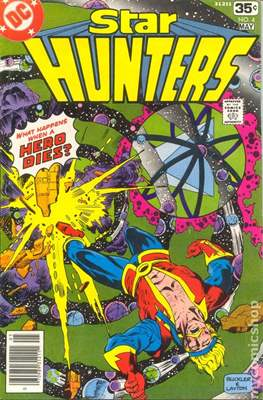 Star Hunters Vol 1 #4