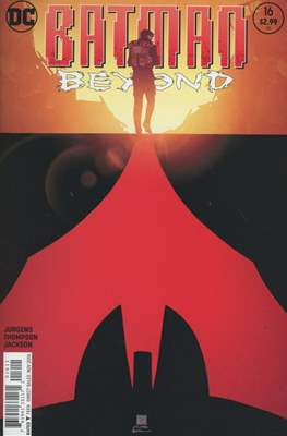 Batman Beyond (Vol 5 2015-2016) (Comic-Book) #16